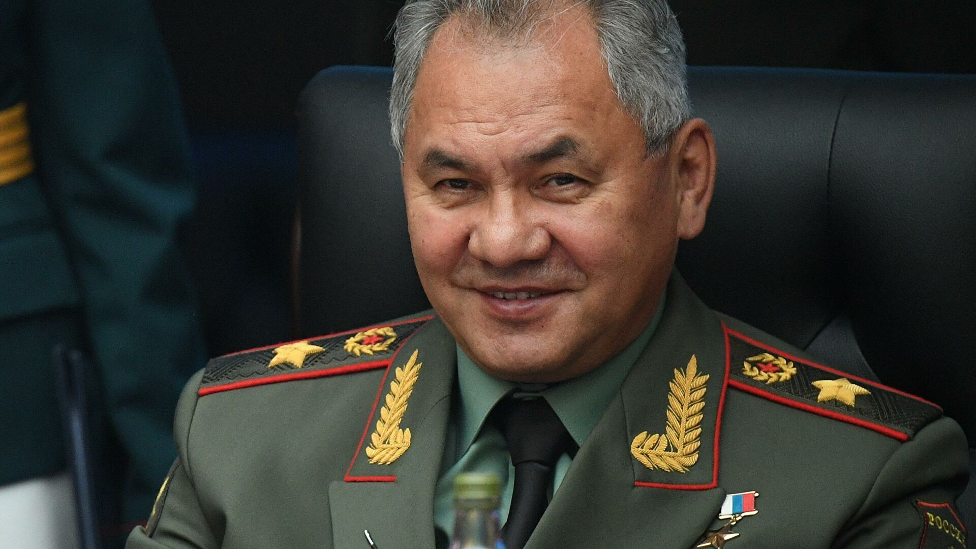 Министр обороны РФ Сергей Шойгу - Галерея - ВПК.name