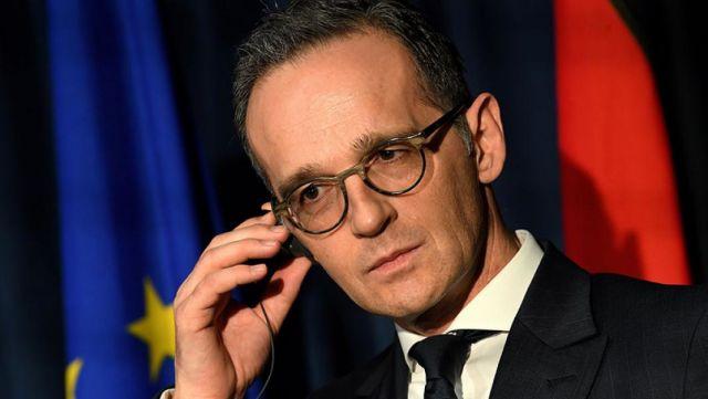 Министр иностранных дел ГерманииХайко Маас