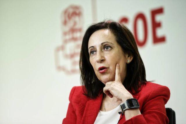 Министр обороны Испании Маргарита Роблес