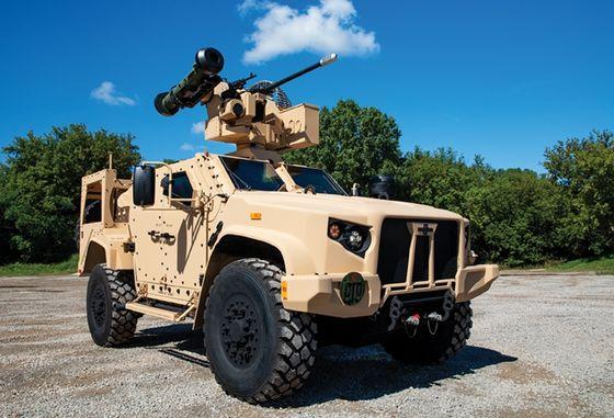 Минобороны Бельгии заключило контракт на поставку бронеавтомобилей JLTV
