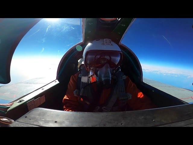 Пилот истребителя МиГ-31