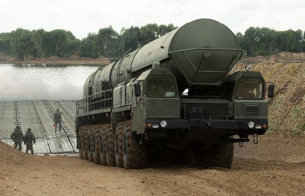"""МБР РС-24 """"Ярс"""""""