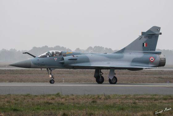 Истребитель Mirage-2000H