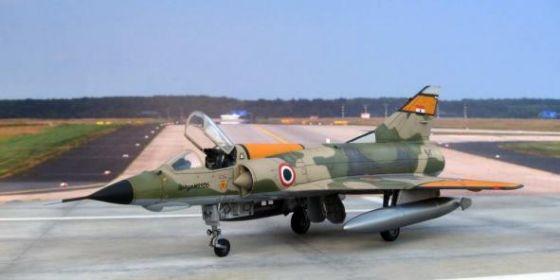 Истребитель Mirage 5