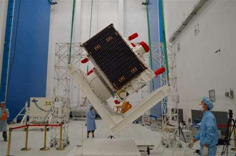 Первый в мире квантовый спутник связи Micius