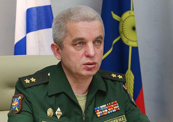 Михаил Мизинцев