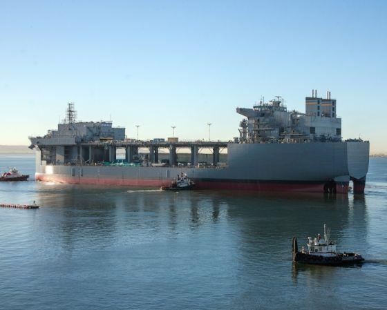 Корабль класса MLP