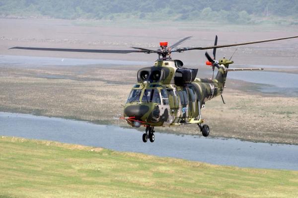 Многоцелевой вертолет Surion.