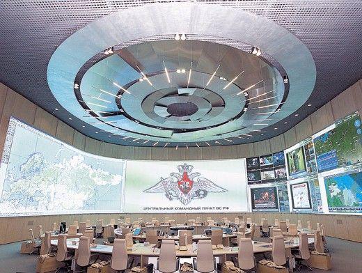 Ситуационный центр ЦКП