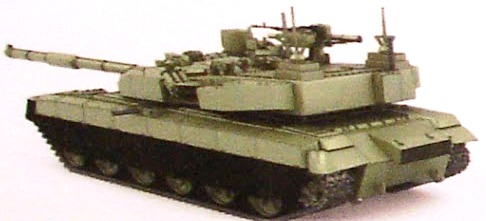 """Украинские предложения по модернизации индийских Т-90С """"Бишма""""."""
