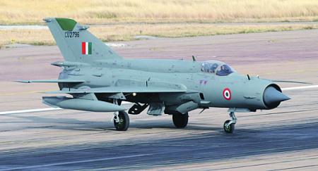 Модернизированные МиГи будут нести службу в частях ВВС Индии как минимум до 2025 года. Фото Джотирмоя Моулика