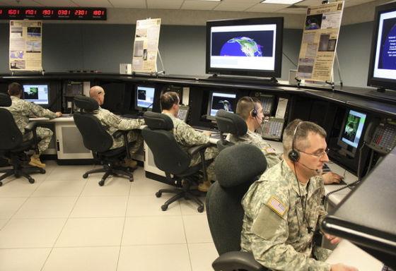 На мониторах Пентагона