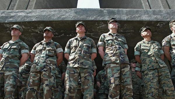 Морские пехотинцы США.