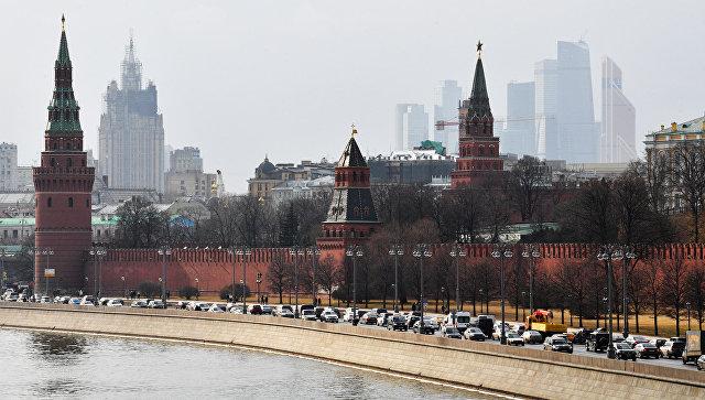 Московский Кремль. Архивное фото.