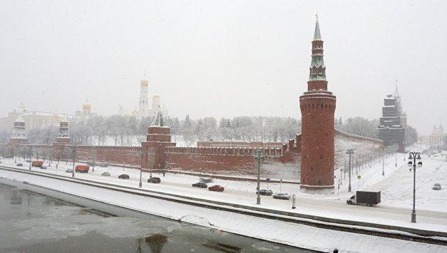 Москва. Архивное фото.