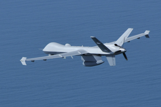 БЛА General Atomics MQ-9 Predator B