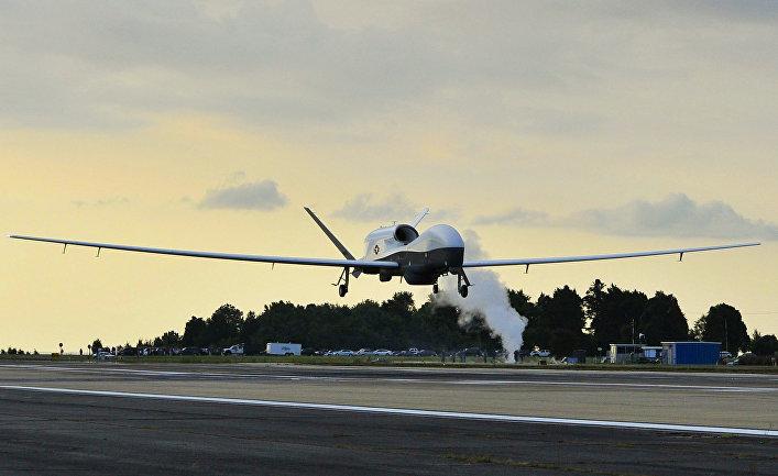 MQ-4C Triton.