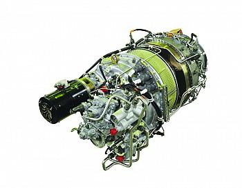 Вертолетный двигатель МС-500В.