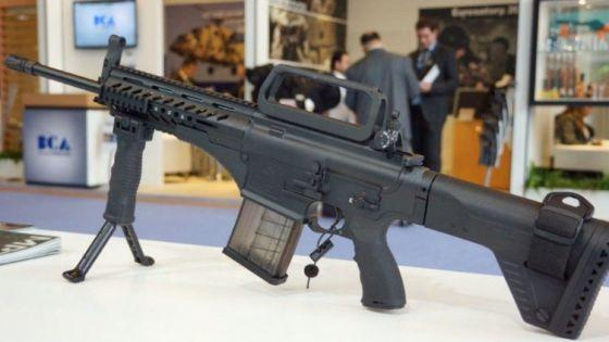 Винтовка МРТ-76