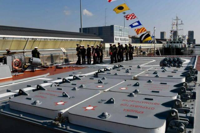 МВМС 2021: новейшие морские вооружения России. Часть II