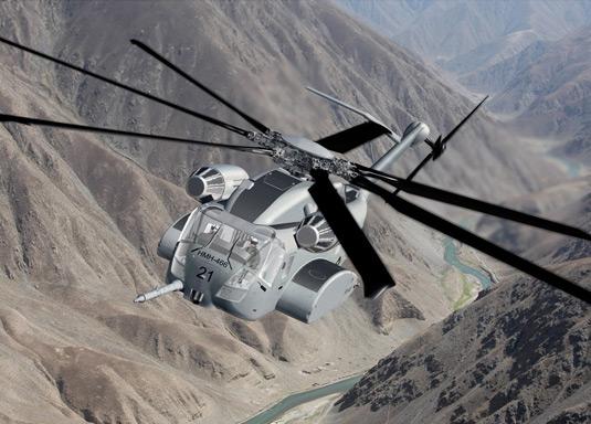 Sikorsky CH-53K Super Stallion. Источник: en.wikipedia.org.
