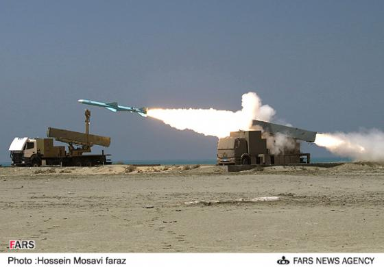 Иранская противокорабельная ракета Noor