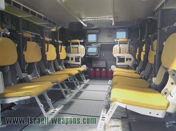 Тяжёлый бронетранспортёр &quot;Намер&quot; ( &quot;Леопард&quot; ). Израиль<br>http://topwar.ru/uploads/posts/2010-06/1277017603_p1010208_3_1.jpg.