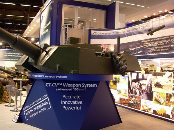 Белигийская башня под украинский КУВ. - Теперь и у НАТО есть реальный - КУВ.<br>БТнарод.