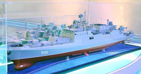 """Закладка фрегата """"Адмирал Эссен"""" для ВМФ России состоится на судостроительном заводе """"Янтарь"""""""