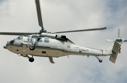 Компания Sikorsky отправила на экспорт первые вертолеты MH-60S Seahawk