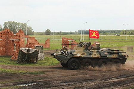 На фото боевая подготовка в частях 20-й армии. Фото сайта mil.ru