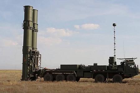 """На фото комплекс С-500 """"Прометей"""". Фото сайта mil.ru"""