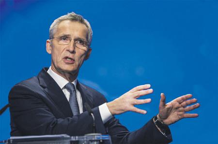 На основании оценок и предложений экспертов группы Йенса Столтенберга планируется утвердить новую Стратегическую концепцию альянса. Фото с сайта www.nato.int