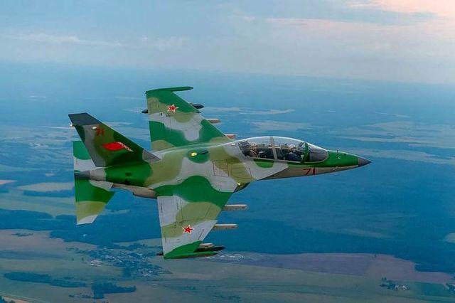 Як-130 ВВС Белоруссии