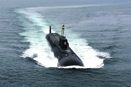 На Северном флоте ВМФ РФ сосредоточена основная часть отечественных ракетных подводных крейсеров стратегического назначения. Фото с официального сайта Министерства обороны РФ