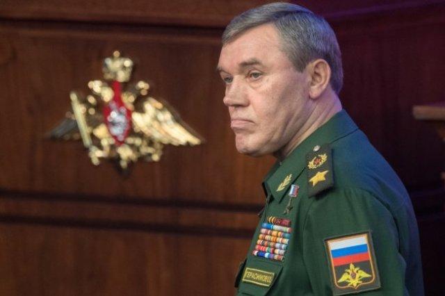 Начальник Генштаба РФ Валерий Герасимов.