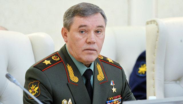 Валерий Герасимов.