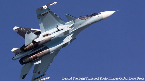 Началось производство Су-35 для Египта