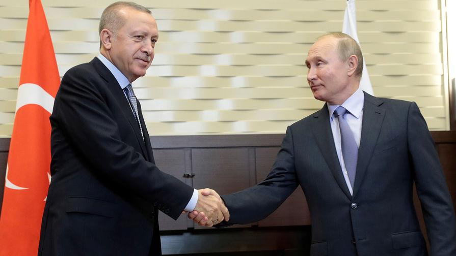 Нагорный Карабах: Эрдоган предложил Путину совместное решение