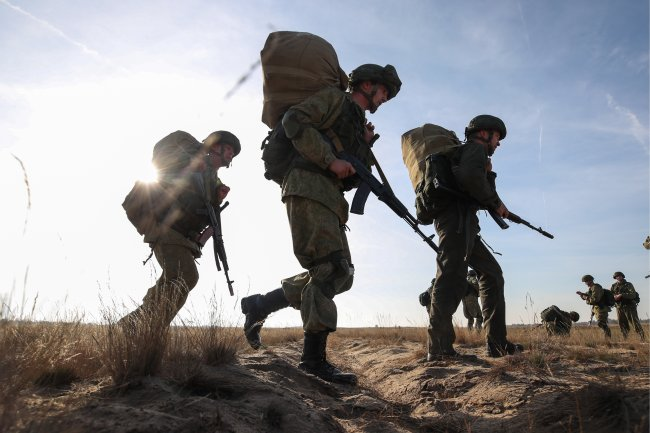 """В учениях """"Кавказ-2020"""" примут участие около 350 белорусских военных"""