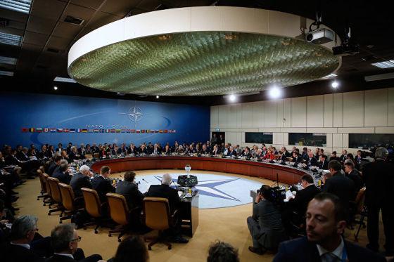 Сессия НАТО