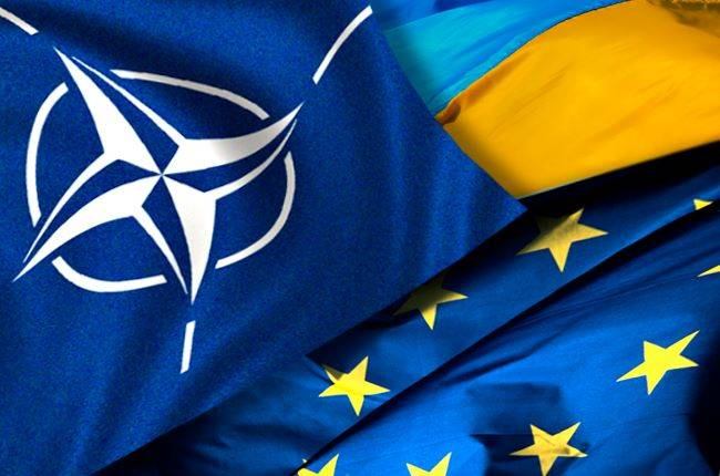 НАТО-Украина.