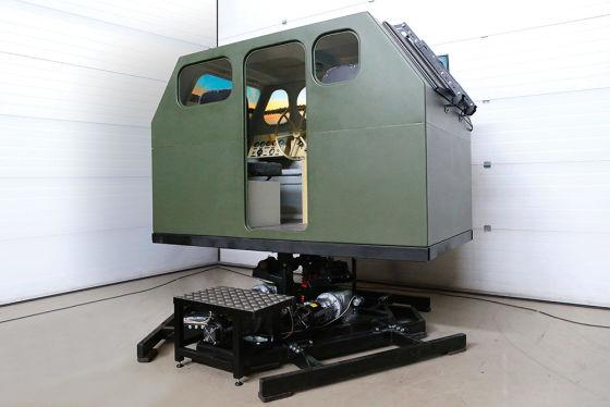 Навигационный тренажер БМК-460