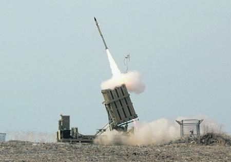 """Наземный противоракетный комплекс """"Железный купол"""". Фото со страницы Министерства обороны Израиля в Flickr"""