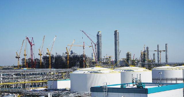 Нефтехимия