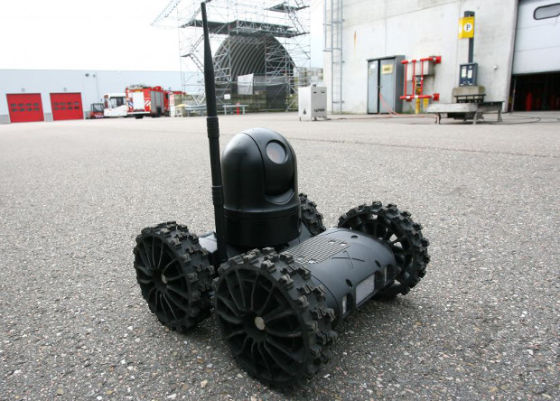 Робот Nerva LG UGV