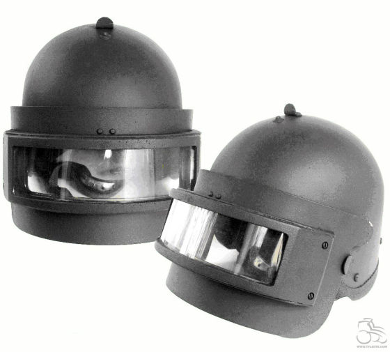 Титановый шлем