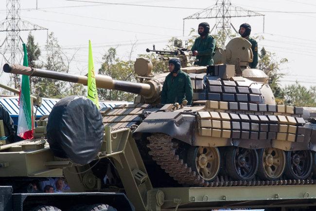 NI: Иран преуспел в модернизации старых советских танков