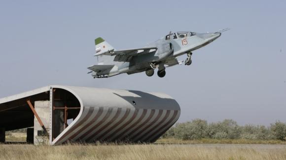Летный тренажер палубной авиации НИТКА.