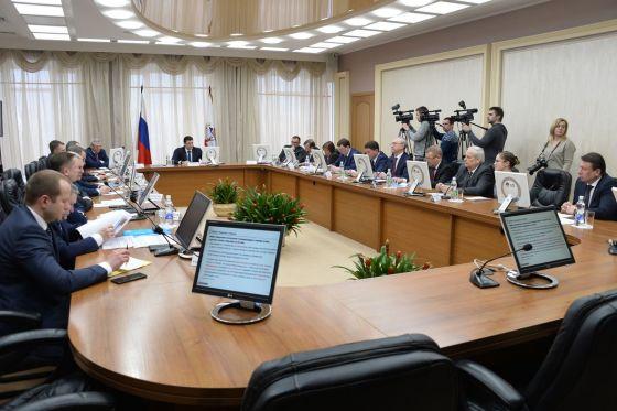 Встреча промышленников с Г.Никитиным